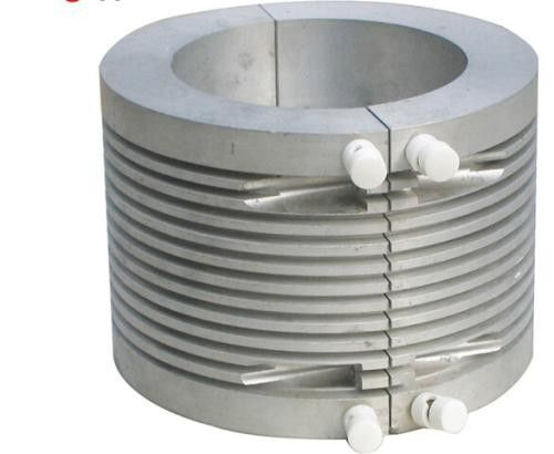 Efficient Heat Transfer Cast Aluminum Heaters For Injection / Blow Molding